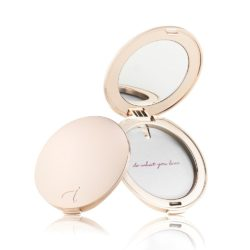 Refillable Compact – Rose Gold