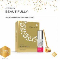 Microneedling Gold Luxe Set – Environ